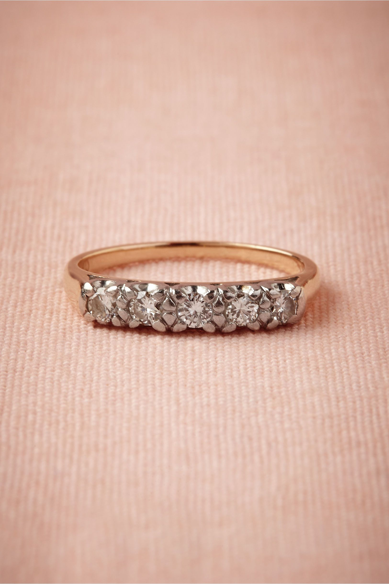 Heirloom Diamond Band | Diamond bands, Diamond and Bridal jewelry