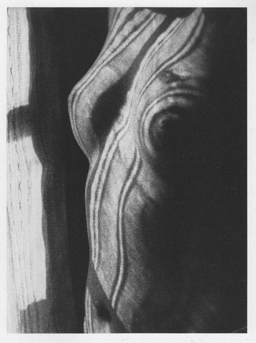 "Kiki de Montparnasse, aka Alice Prin, in ""Le Retour à la raison"", short film by Man Ray, 1923."