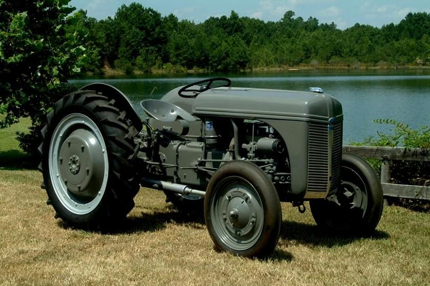 1946 8n Ford Tractor : Ford n tractor pixdaus pinterest