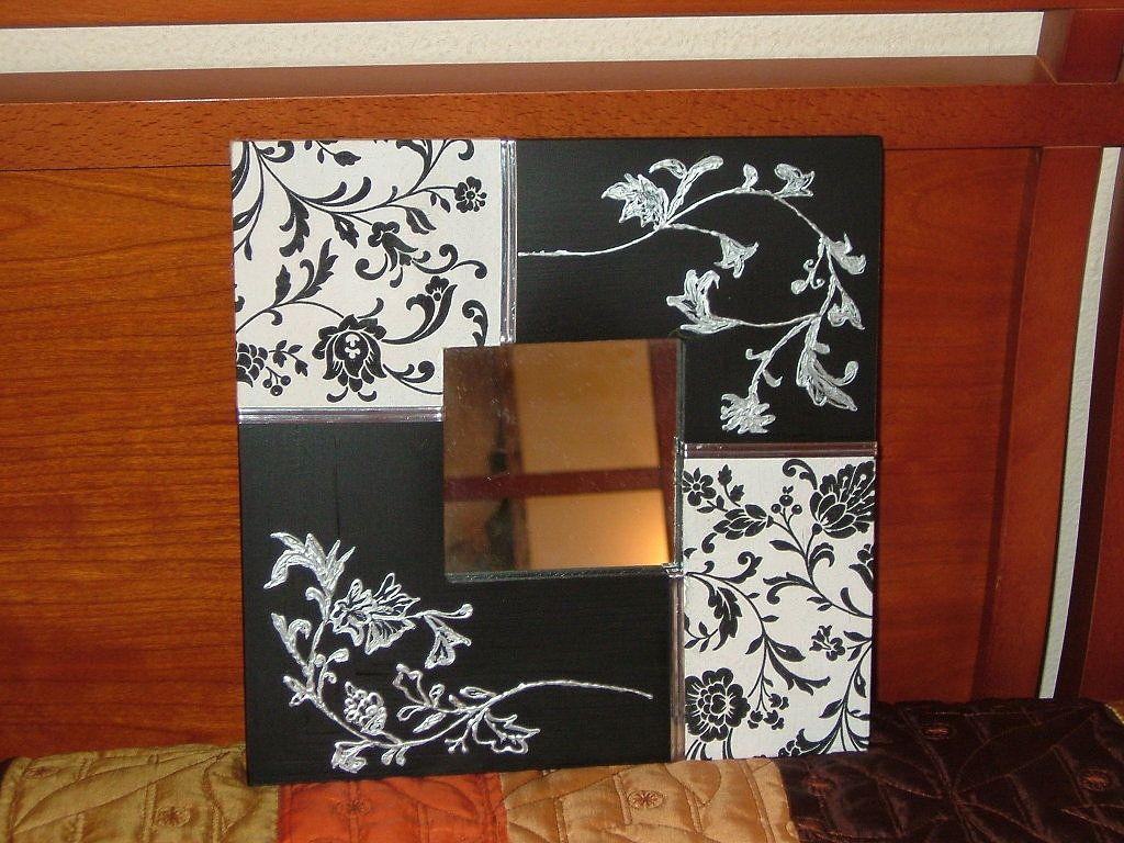Espejos malma ikea marcos manualidades espejos y cajas - Marcos para cuadros ikea ...
