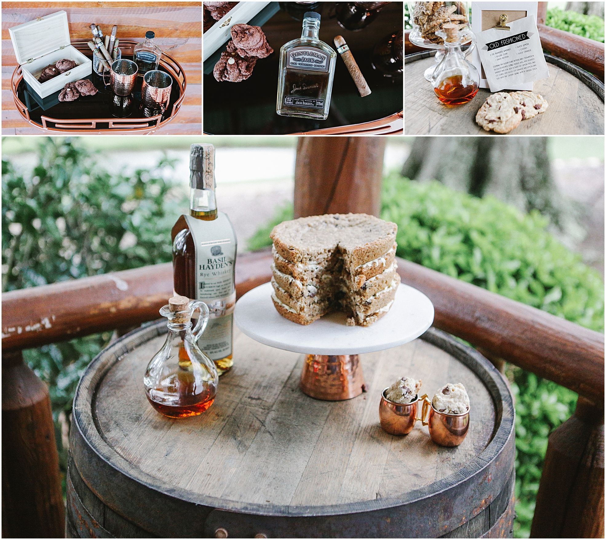 Southern Wedding Party Celebration