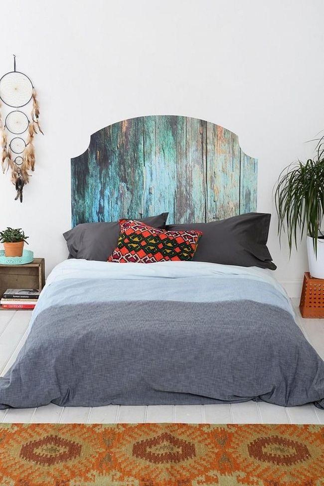 30 ideas para la cabecera de su cama conviertase en sus propio diseador con estas - Ideas Para Cabeceros
