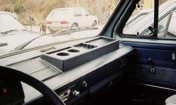 Vanagon Standard Dash Console | Vanagon Accessories