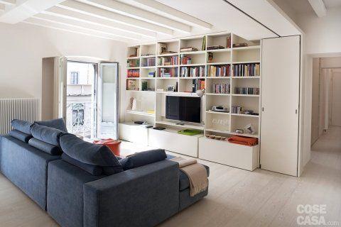 Photo of Spazio guadagnato per la casa di 63 mq – Cose di Casa