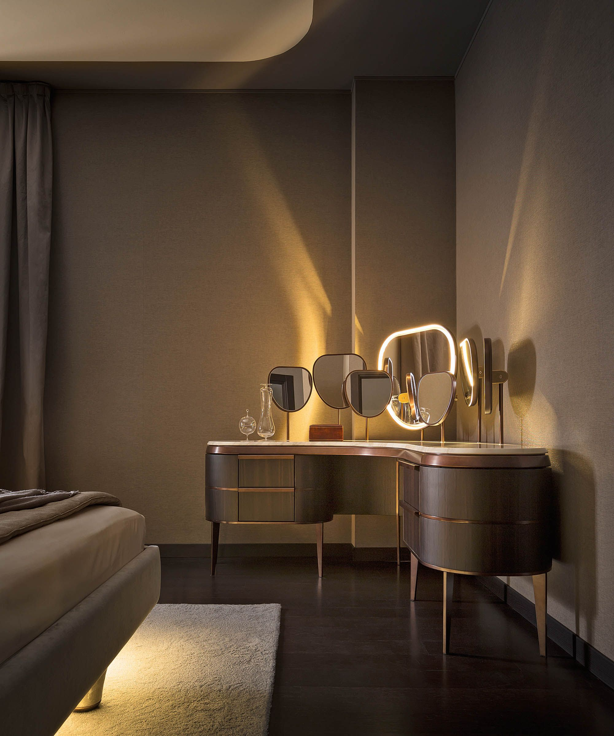 Bedroom Furniture Not Matching Bedroom Interior Quotes Bedroom Bed Back Wall Bedroom Design Board: An Enchanting Lounge Area And Relaxing Sleeping Quarters