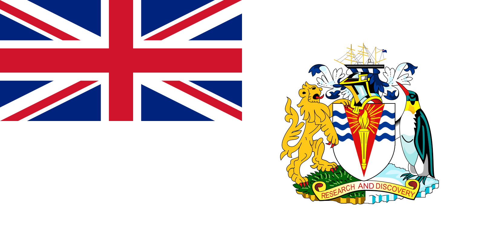 FileFlag of the British Antarctic Territory.svg Flags