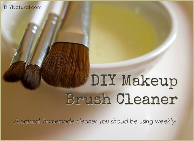 Photo of Makeup Brush Cleaner Essential Oils _ Makeup Brush Cleaner