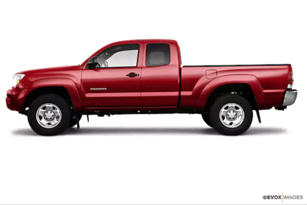 toyota pickup manual 2010