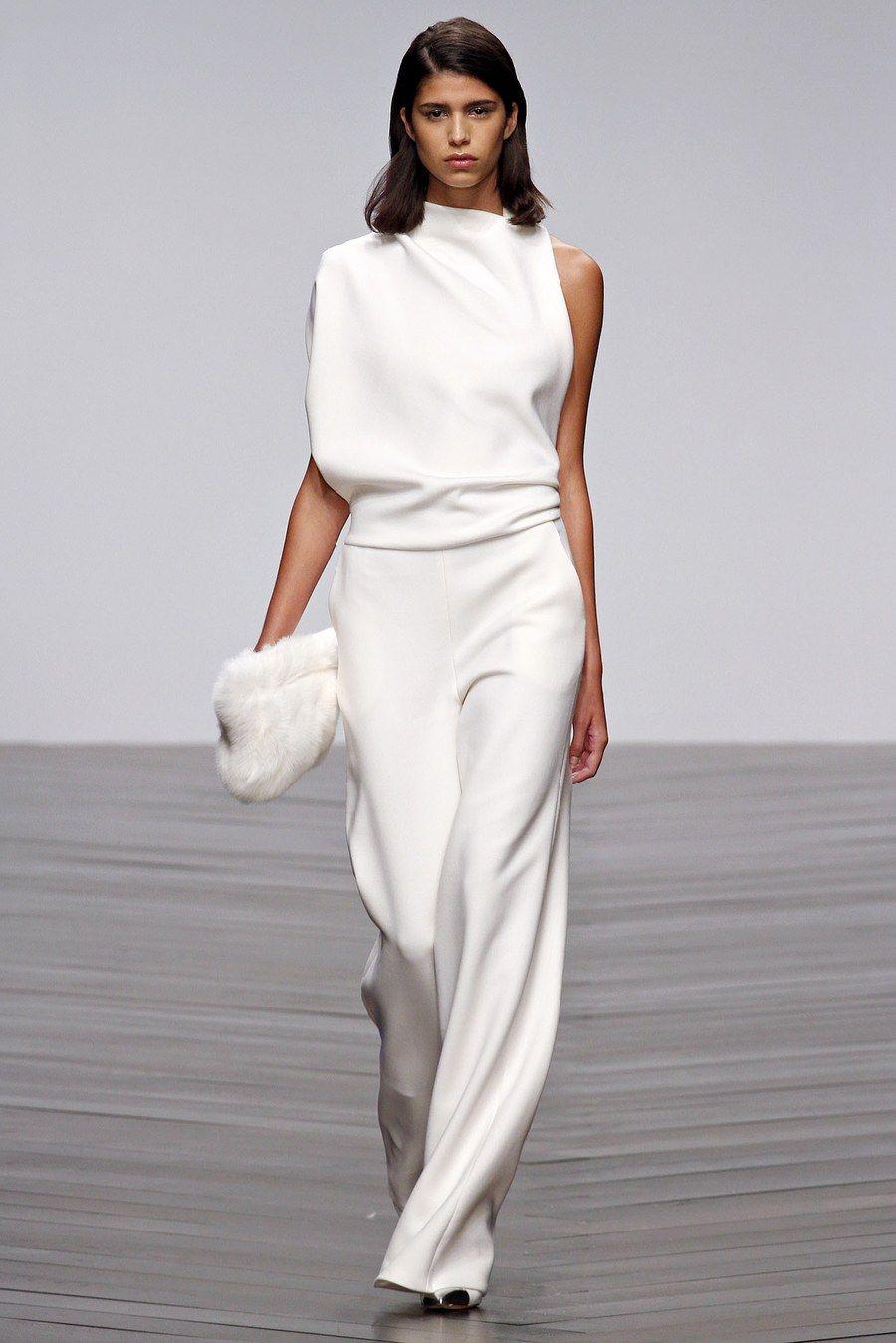 Osman Yousefzada Fall 2013 Ready-to-Wear Fashion S