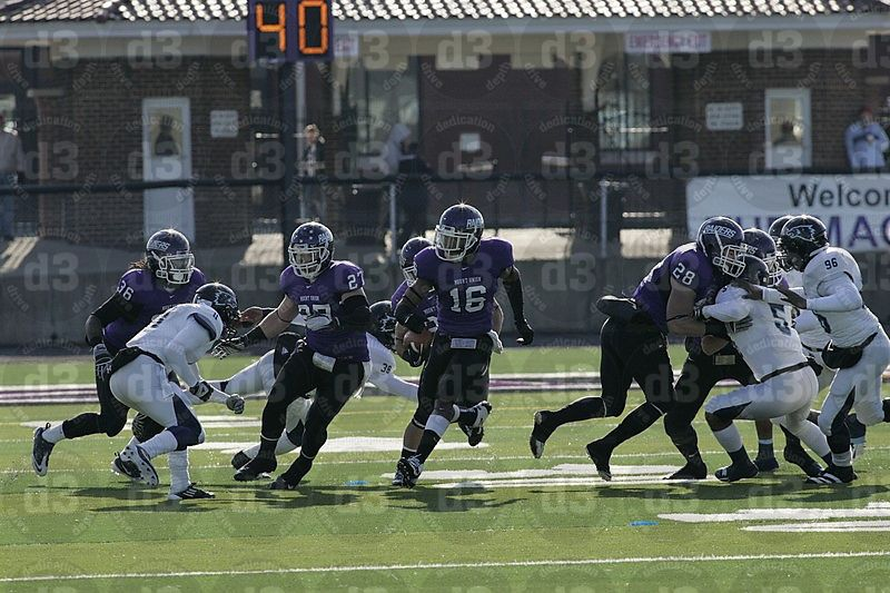 The Boy Can Block Too Football Mount Union Photo