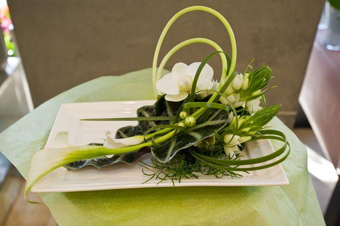Le palais de la fleur bloemstukken pinterest le for Fleuriste ligne