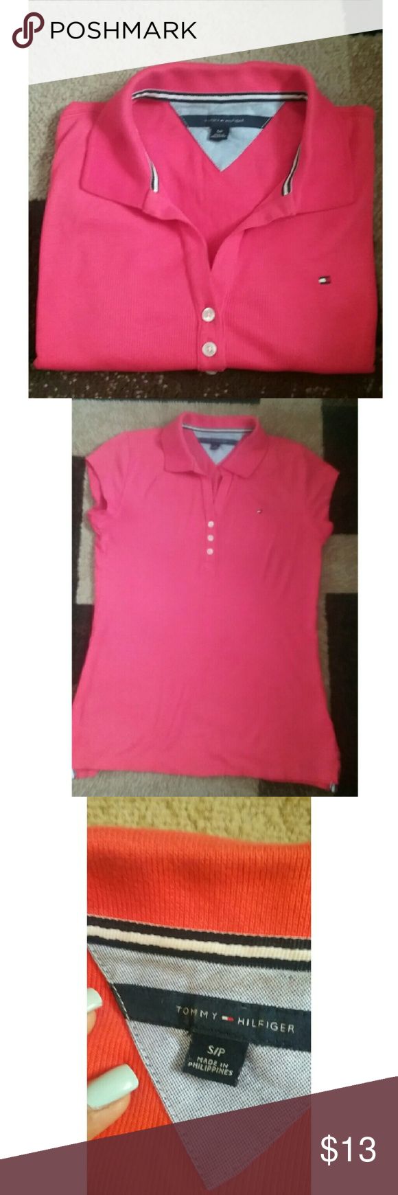 Tommy Hilfiger shirt New Women's shirt. Its slim. Tommy Hilfiger Tops Tees - Short Sleeve