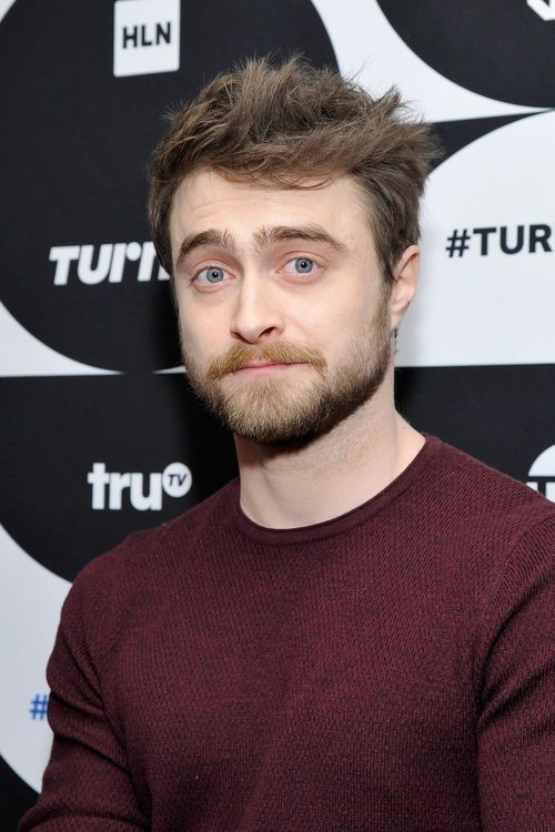 Photo of Is that Daniel Radcliffe? Short haircut, three-day beard, casual outfits –…