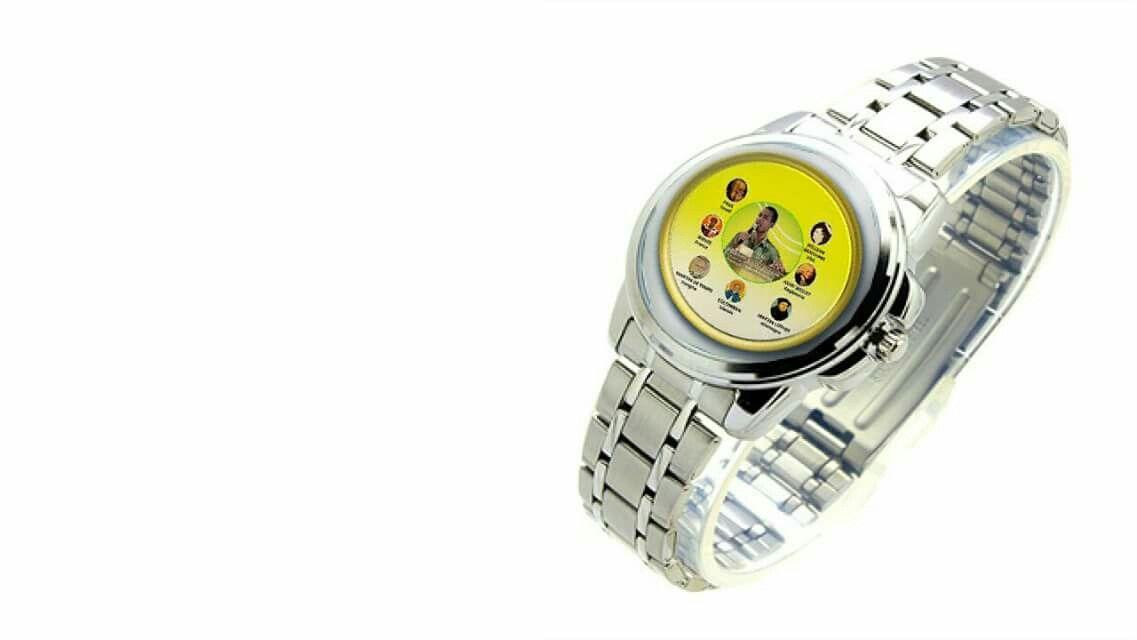 Savez-vous quelle heure ⌚ fait-il ?  Marc 13:35 vous répond.  www.philippekacou.org