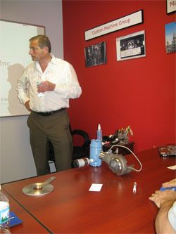 EPIC Lunch and Learn Series: Flow Meters