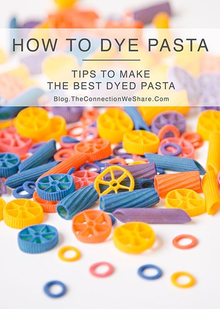 How To Dye Pasta – Recipe And Tips To Make The BEST Dyed Pasta ...