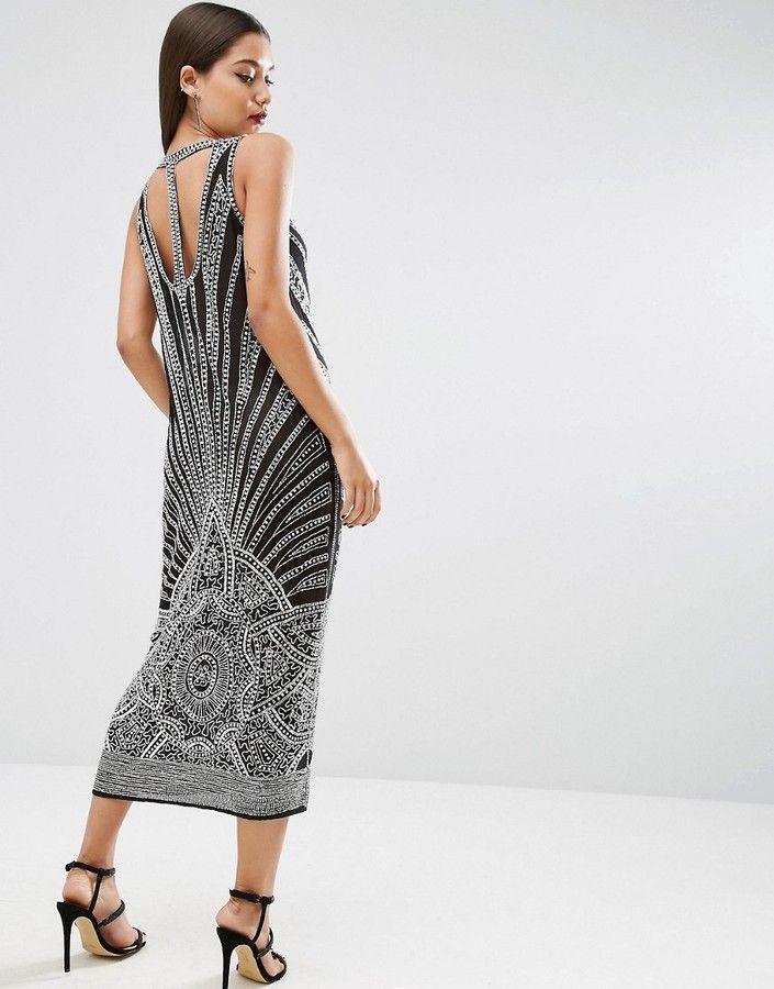 Midi Length Evening Dresses