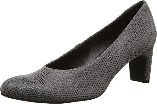 Womens Shoes Vaneli Drusilla Grey E Print