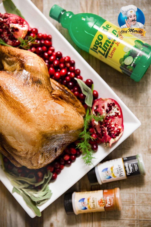 Savory Turkey Dinner Whole turkey recipes, Flavorful