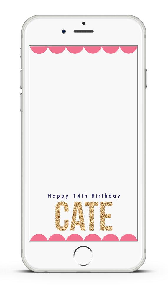 67924842d73b2d5f50ed6e4ab447c121 - How To Get The Happy Birthday Filter On Snapchat
