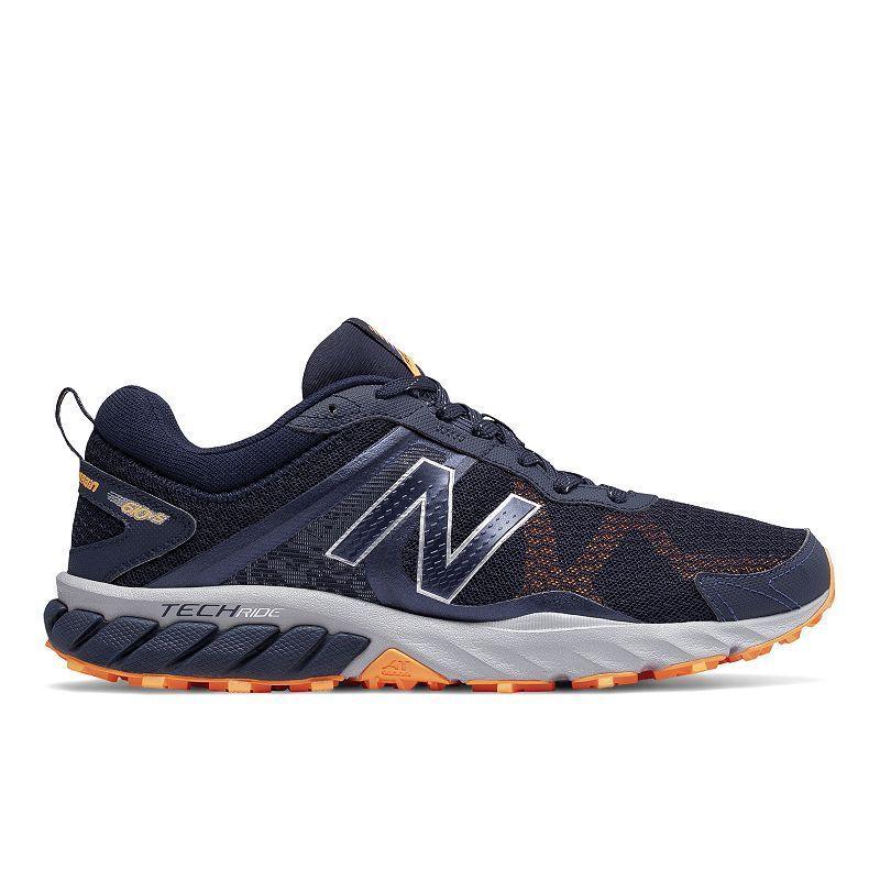 New Balance 610 v5 Men's Trail Running Shoes, Med Grey. Trail Running  ShoesNew BalanceSize 12