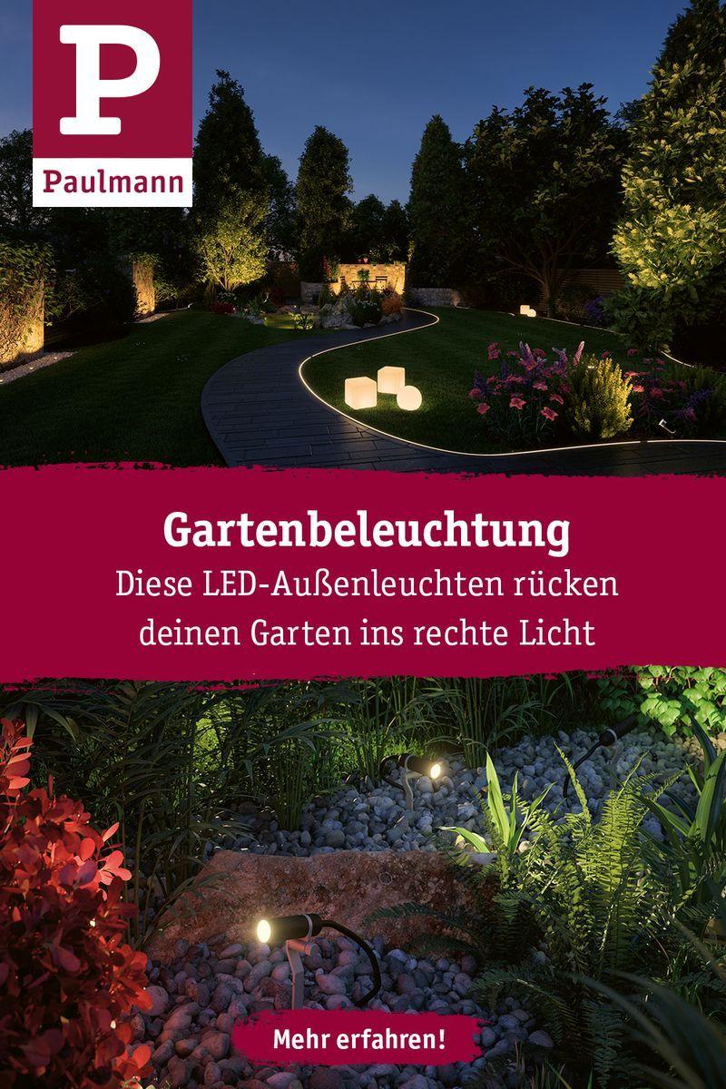 Photo of Gartenbeleuchtung