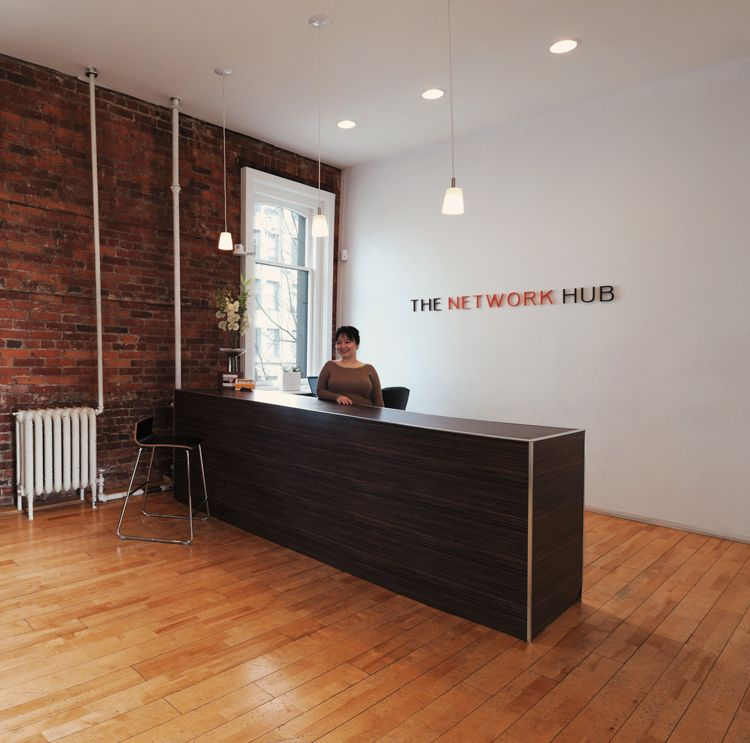 A Vancouver Visionary Opens A Communal Work Space With A Corner Office For All Read More Http Tnwh Private Office Space Office Space Design Coworking Space