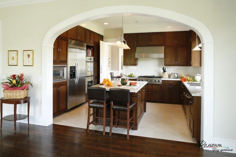 Best Kitchen Archway Decor Ideas Images Pictures Photos Stylish