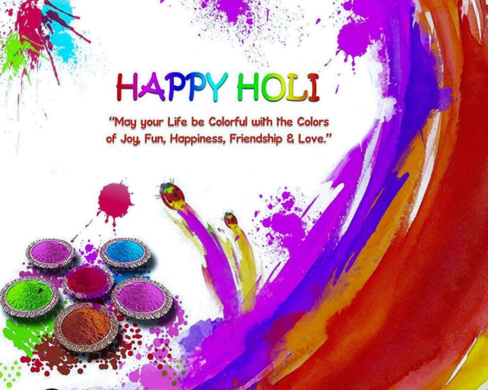 1000+ Happy Holi Wishes With Images Happy holi, Holi