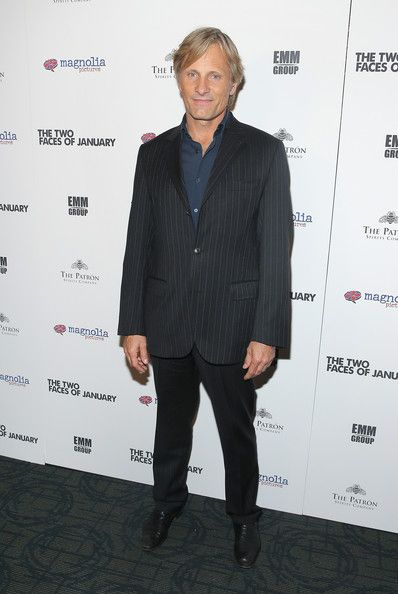 Viggo Mortensen Photos: 'The Two Faces of January' Premiere 9-17-14