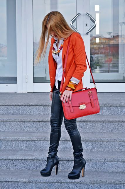 Balkan style by M.: Tangerine