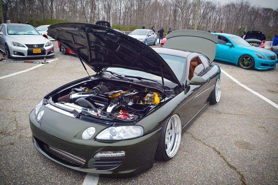 Stanced Lexus SC 300s (Photos) - Page 2 - ClubLexus - Lexus