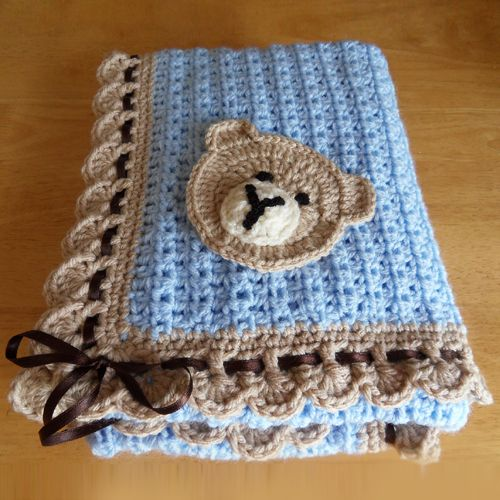 Baby Blue Tiramisu - Free Pattern (Crochet For Children ...