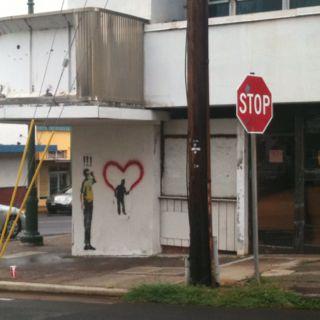 The Tin Man found his heart