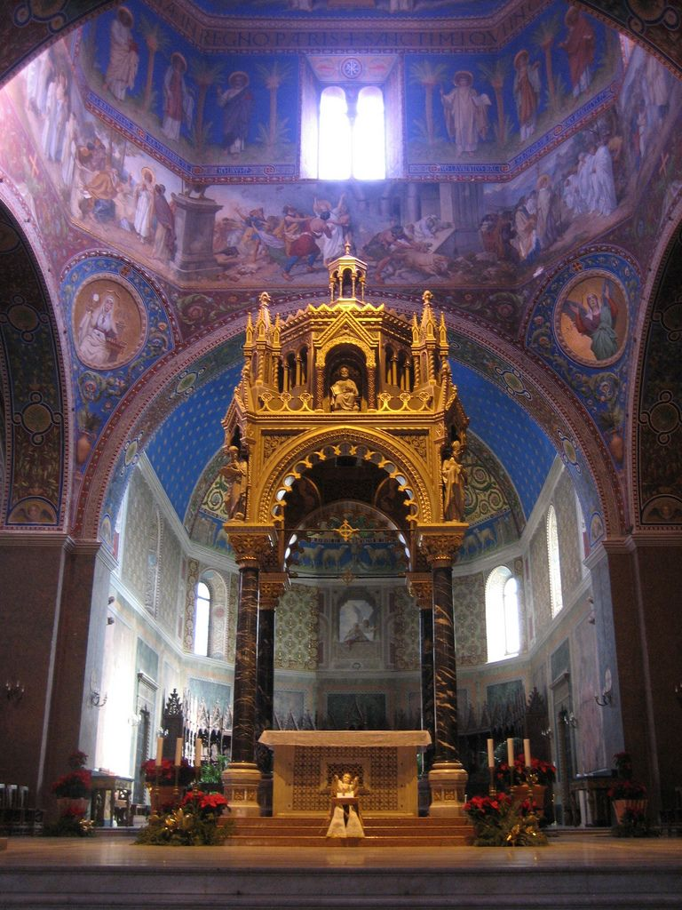 [Interiors&ArtWorks] THE SSC GUIDE inside the ITALIAN CHURCHES - Page 4 - SkyscraperCity