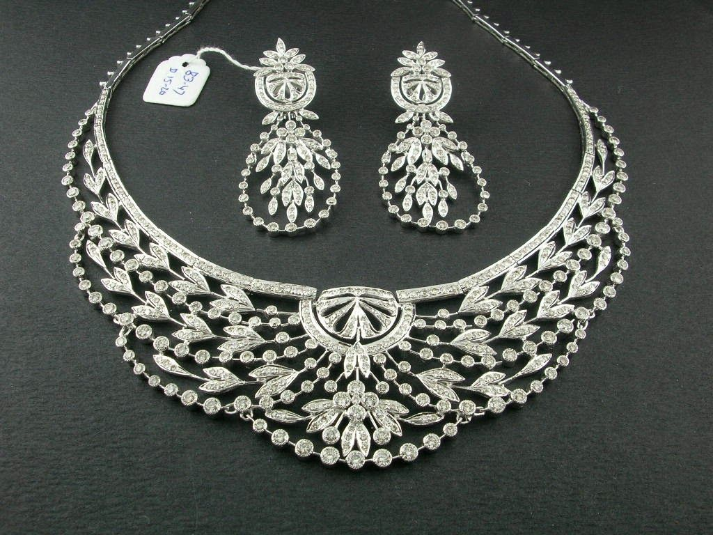 Best diamond jewellery for bridals u a c c e s s o r i e s