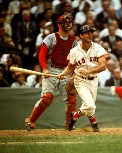 Sports Photos Carl Yastrzemski Red Sox World Series Boston Red Sox