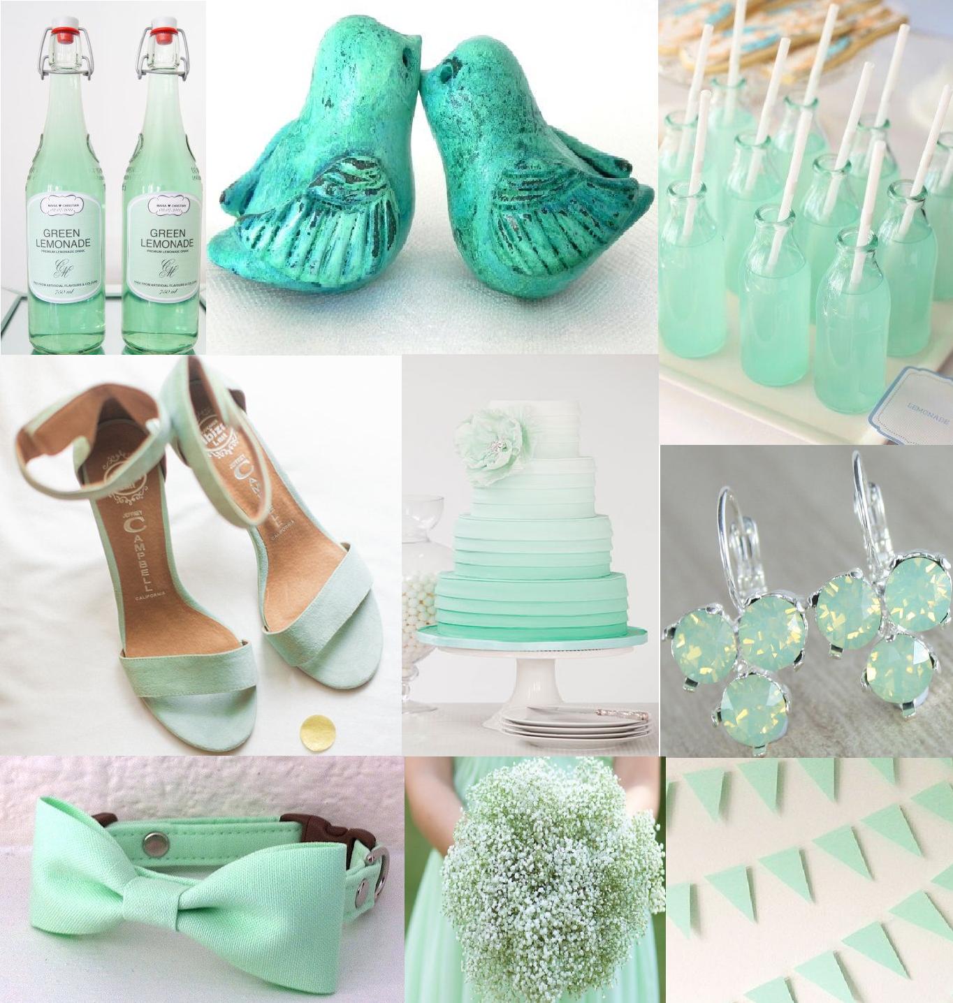 8b69fce4c8b Image result for mint green mood board | mood boards | Wedding mood ...