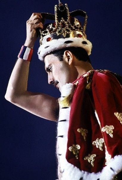 2h. Freddie Mercury. On Stage. The 80s. Vol. 2