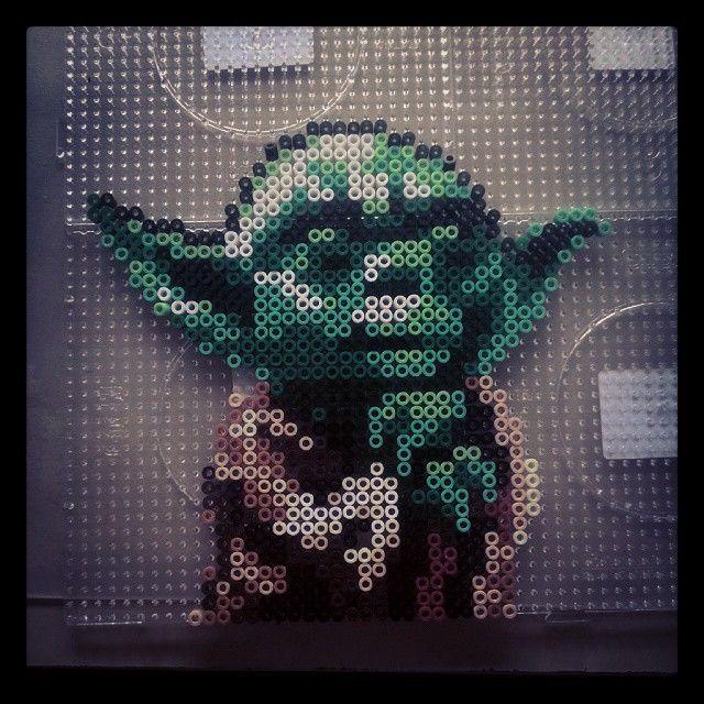 R2 D2 Star Wars Hama Bead Art By Smile1606 10 440 Beads