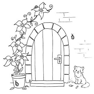 Background Stamps Digi Stamps Coloring Pages Embroidery Patterns