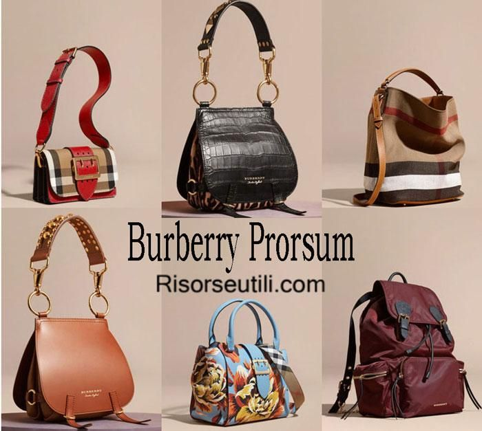 Burberry Bag New Collection 2017