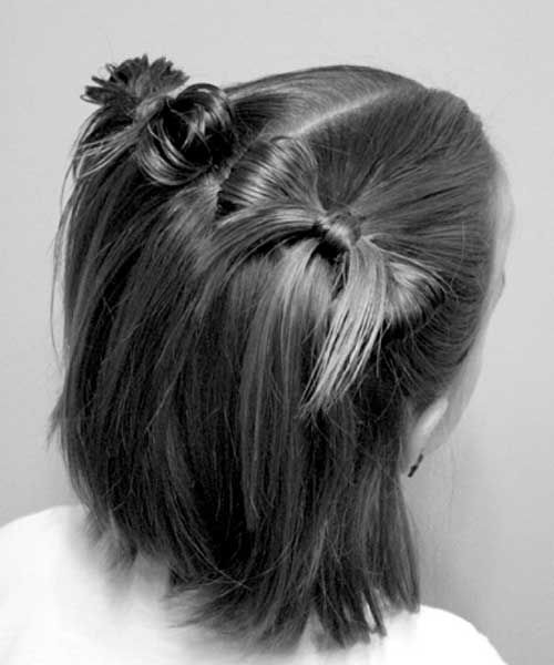Christmas Hairstyles Short Hair.25 Christmas Hairstyles For Short Hair The Best Short
