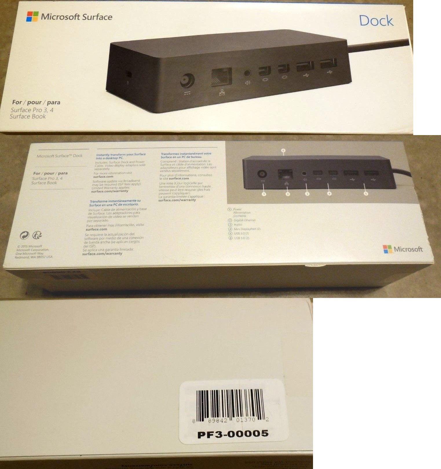 Docking Stations Keyboards 176975: Microsoft Surface Pro Pro