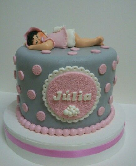 Baby cake girl. How sweet!!!