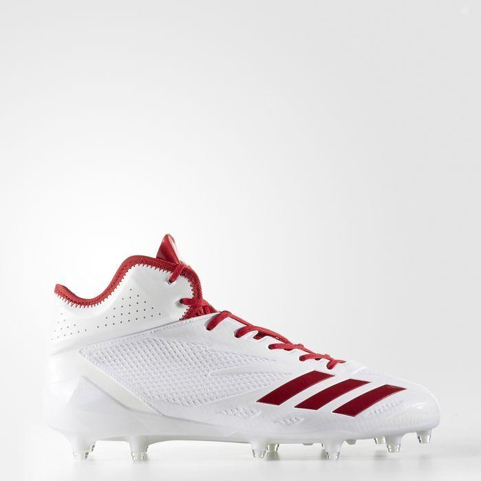 8406a494d03 adidas adizero 5-Star 6.0 Mid Cleats - Mens Football Cleats ...