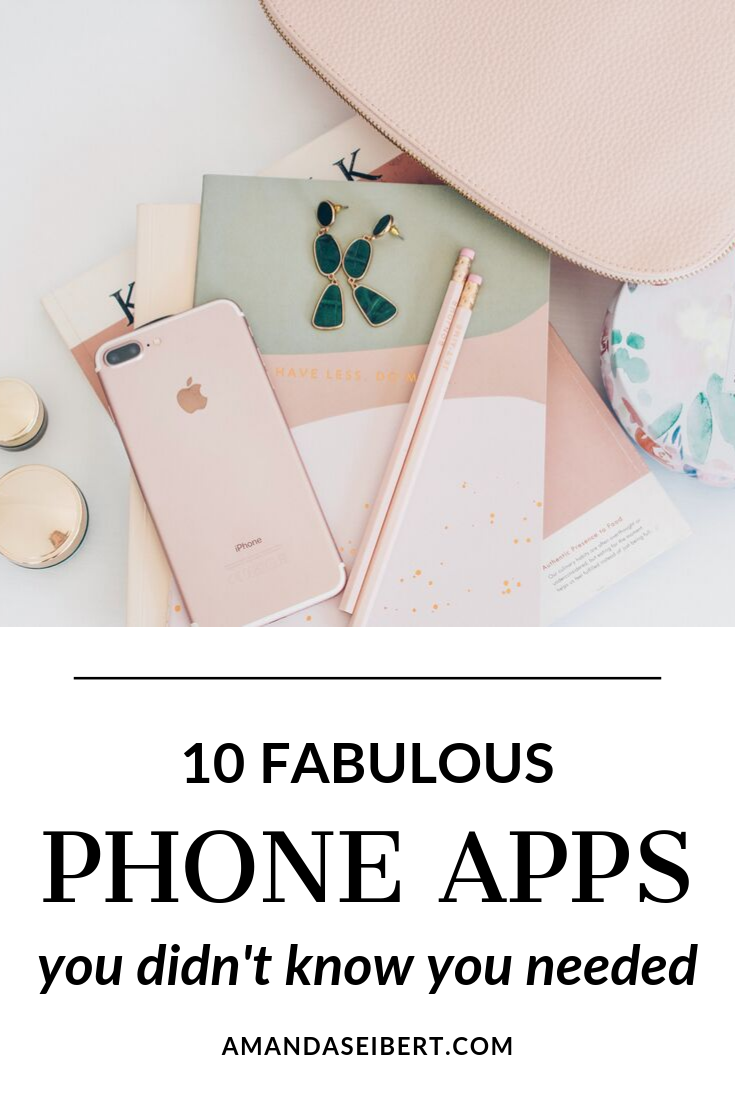 Top 10 Essential Apps You Didnt Know You Needed | Amanda Seibert