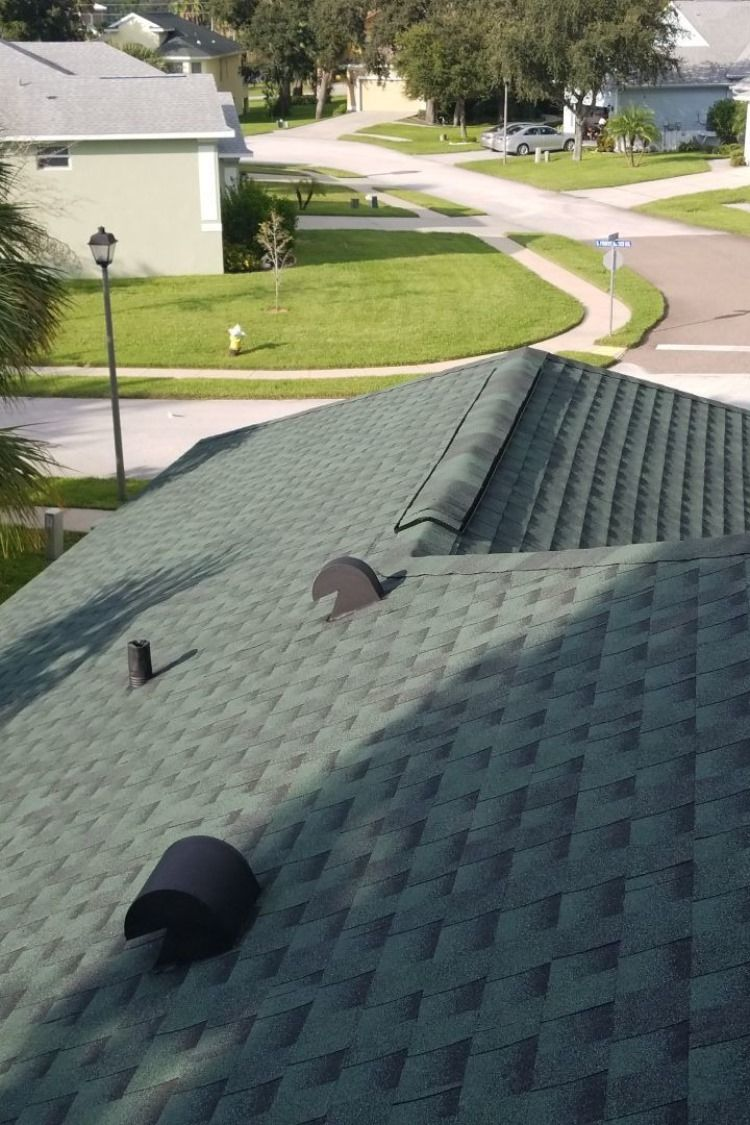 Best Recent Roof We Did Using Gaf Timberline Hd Shingle Color 400 x 300