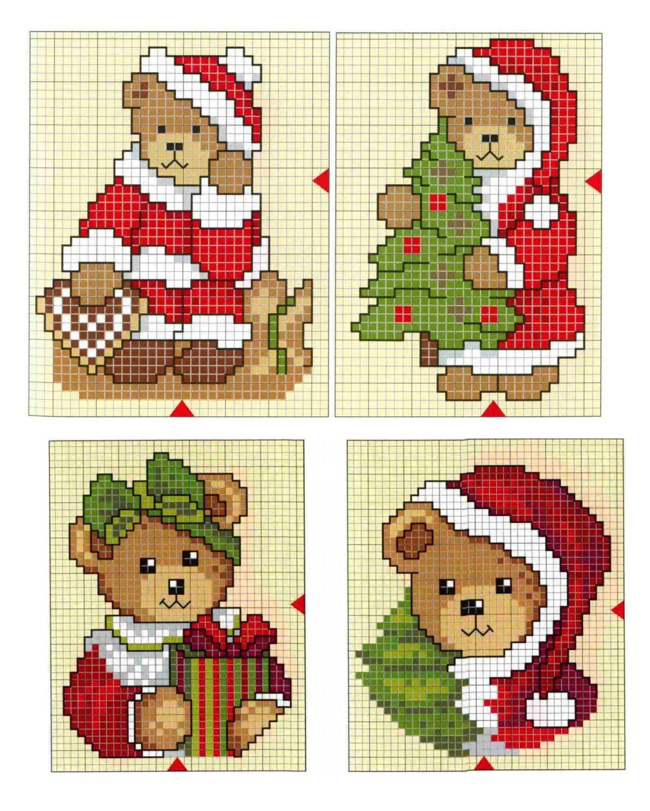 Рисовать картинки, вышивка новый год схемы по открыткам