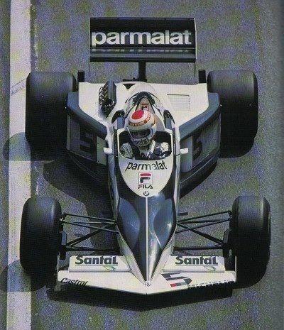 Nelson Piquet - Brabham BT52 – 1983
